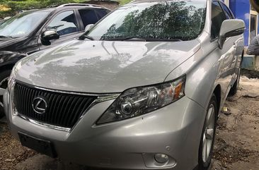 Used RX Lexus 350 Foreign Used Silver for Sale