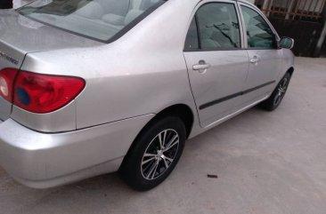 Nigerian used Toyota Corolla 2005 model