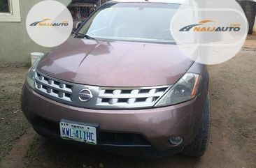 Nigerian Used Nissan Murano 2006 3.5