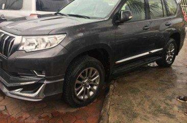Toyota Land Cruiser Prado New 2017 Model Black