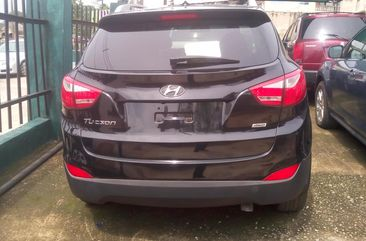 2013 Hyundai Tuscon Foreign Used Black for Sale