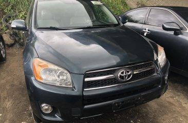 Toyota RAV4 2010 Model Foreign Used Black