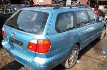 Nissan Primera 2000 Model Foreign Used Wagon Blue