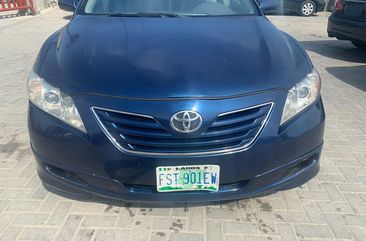 Nigerian used Toyota Camry 2008 model