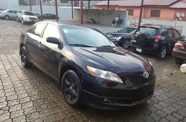 Clean used 2008 TOYOTA CAMRY Sport