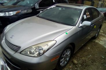 Lexus ES330 2004 Model Foreign Used Silver