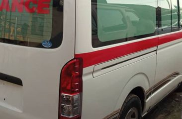 Foreign Used Toyota Hiace 2017 Minibus for Sale