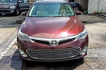Foreign used 2015 Toyota Avalon