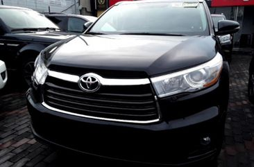 Foreign used 2015 Toyota Highlander