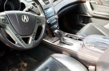 Nigeria Used Acura MDX 2010 Model Black