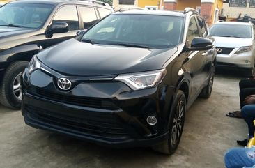 Super Clean Nigerian Toyota RAV4 2017