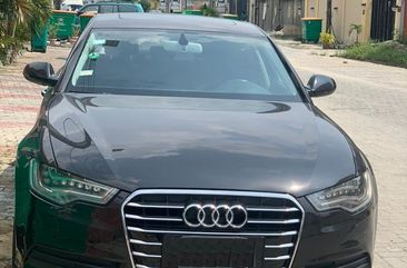 Nigeria Used Audi A6 PREMIUM 2014 Model for Sale