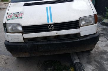 Nigeria Used Volkswagen Transporter T4 Bus 2004 Model White