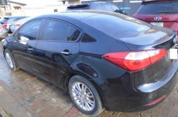 Nigeria Used Kia Cerato 2013 Model Black