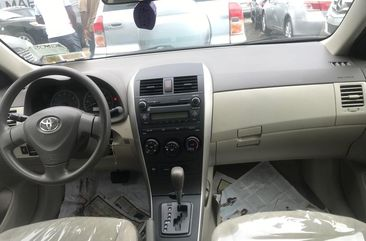 Foreign Used Toyota Corolla 2010 Model Gray for Sale