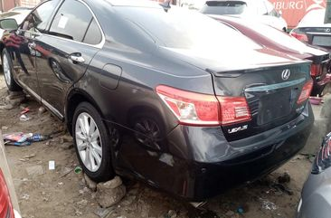 Foreign Used Lexus ES 350 2010 Model Gray for Sale