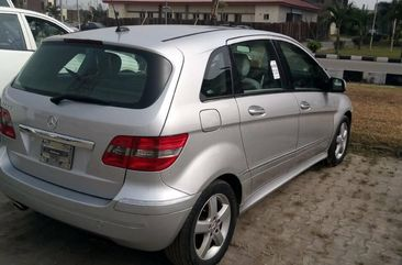 Foreign Used Mercedes-Benz B-Class 2008 Model Silver