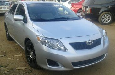 Tokunbo Toyota Corolla LE 2009 Model Silver for Sale