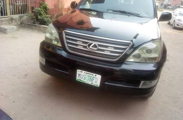 Neatly used Lexus GX 2005 Model for sale