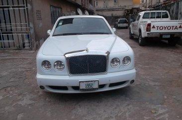 Nigeria Used Bentley Arnage 2007 model White