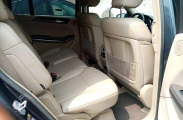 Foreign Used Mercedes Benz GL450 2013 Model Gray