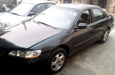 Nigeria Used Honda Accord 2002 V4 2002 Model Green