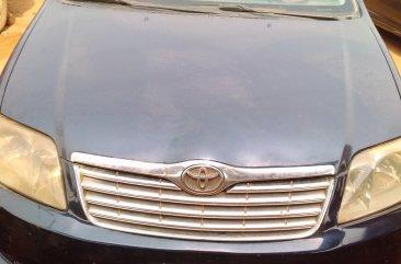 Nigerian Used Toyota Corolla1.8 automatic 2007 Model