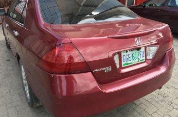 Well Maintained Nigerian Used Honda Accord 2006 V6 Engine