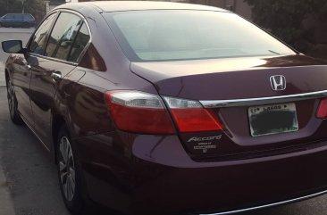 Very Clean Naija Used Honda Accord 2014 Model