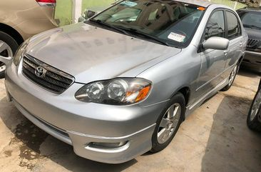 Very Clean Foreign used Toyota Corolla Sport 2005 Model