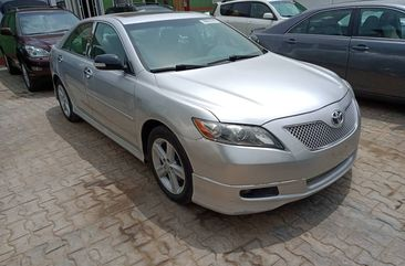 Foreign used Toyota Camry Se 2009 Model