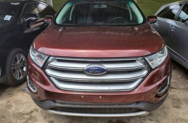 Well Maintained Foreign used Ford Edge 2017 Model