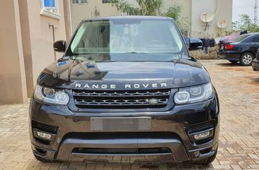 Neat And Available Foreign Used 2015 Range Rover Autobiography For Sale