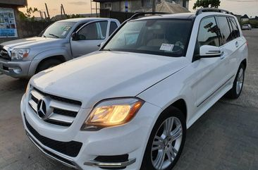 Foreign used Mercedes Benz GLK350