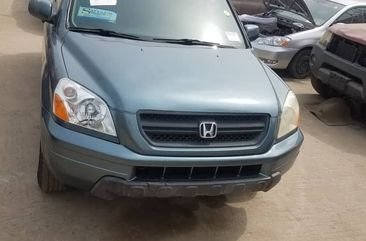 Direct Tokunbo 2005 Honda Pilot With Rooftop DVD