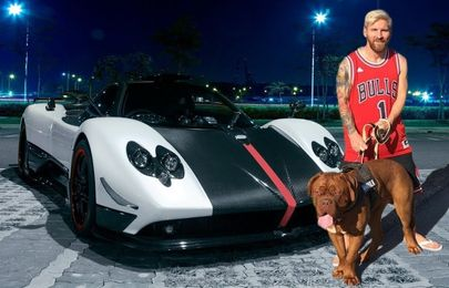 Lionel Messi houses, cars, net worth & where he lived before famous