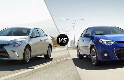 [Expert Car Compare] Camry vs Corolla, which used car should you buy?