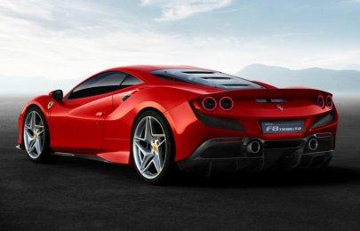 Ferrari in pole position as World's Strongest Brand
