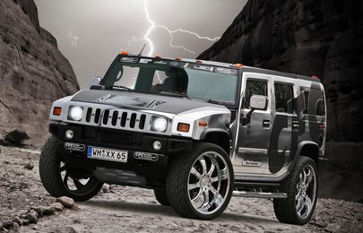 An all-electric Hummer is under consideration at GM