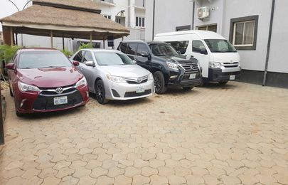 Top 4 companies provide service of car hire in Abuja