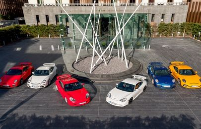 Porsche takes a look back at the 911 GT3 as it celebrates 20th anniversary