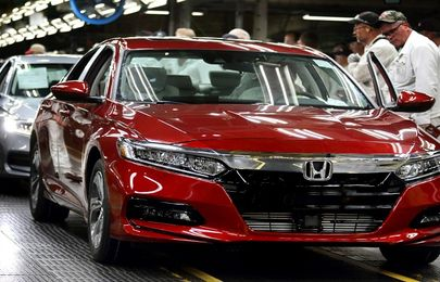 Over 200,000 Honda Accord are recalled in China over engine glitch
