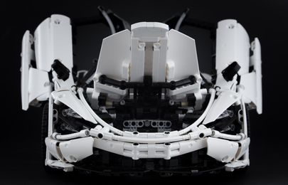 See the lego McLaren 720S built by Lego technic enthusiast from Euro Bricks!