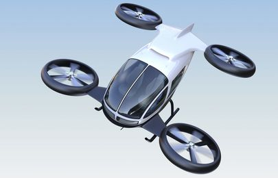 These 11 world flying car projects are much real than you imagined