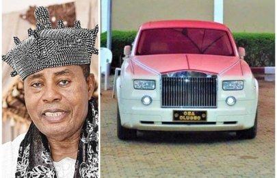Top 10 richest kings in Nigeria (2019) & their cars