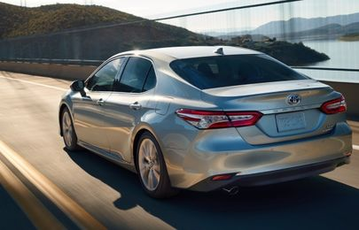 Top rivals of Toyota Camry in Nigeria