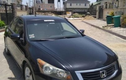 Honda Accord 2010 price in Nigeria, review & used car buying guide