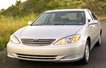 Toyota Camry 2004 price in Nigeria, review & used car buying guide