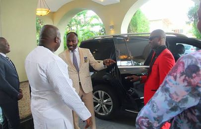 Apostle Suleman says he gifted all his male workers cars, slams 'wicked' politicians