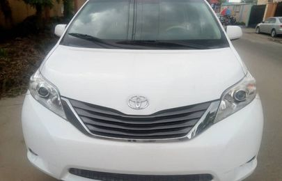 Toyota Sienna 2012 price in Nigeria & maintenance tips
